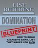 Thumbnail List Building Domination Blueprint PLR