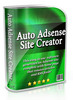 Thumbnail Auto Adsense Site Creator Resale Rights Software