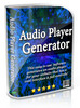 Thumbnail Website Audio Player Generator Resale Rights Software