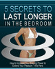 Thumbnail 5 Secrets to Lasting Longer PLR