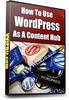 Thumbnail WordPress As A Content Hub MRR/ Giveaway Rights