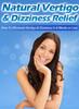 Thumbnail Natural Vertigo & Dizziness Relief MRR eBook