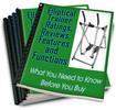 Thumbnail Elliptical Trainer Ratings Reviews Features & Functions PLR