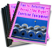 Thumbnail Tips for Selecting, Buying The Right Exercise Equipment PLR