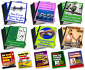 Thumbnail Exercise Machines, Fitness Equipment PLR Reports Package