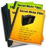 Thumbnail Secret Niche File PLR Listbuilding Pack 1-15