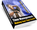 Thumbnail Time Management: Making Your Time Count PLR Ebook