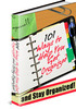 Thumbnail 101 Ways to Help You Get Organized Unrestricted PLR Ebook