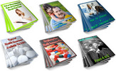 Thumbnail Health Insurance PLR Reports Package