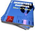 Thumbnail Inventors Handbook PLR Ebook - Ideas To Patents