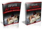 Thumbnail Work At Home Blueprint PLR Ebook