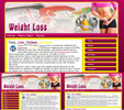 Thumbnail Weight Loss Niche Theme - PLR