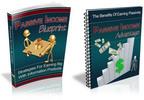 Thumbnail Passive Income Blueprint (PLR)