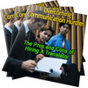 Thumbnail Overcoming Communication Hurdles PLR Reports