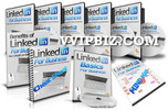 Thumbnail LinkedIn For Business Video Course with MRR