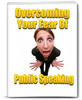 Thumbnail Overcoming Your Fear Of Public Speaking PLR Ebook