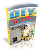 Thumbnail DIY Secrets - Save Money By Doing It Yourself (MRR)