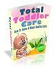 Thumbnail Total Toddler Care MRR eBook