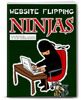 Thumbnail Website Flipping Ninjas PLR Ebook