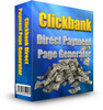 Thumbnail Clickbank Direct Payment Page Generator