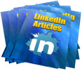 Thumbnail LinkedIn PLR Articles
