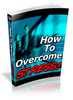 Thumbnail How To Overcome Stress PLR Ebook