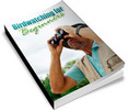 Thumbnail Birdwatching For Beginners Unrestricted PLR eBook