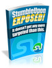 Thumbnail StumbleUpon Exposed Unrestricted PLR