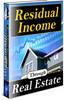 Thumbnail Residual Income Through Real Estate PLR Ebook