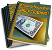Thumbnail Where to Begin With Forex Trading PLR Reports