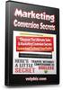 Thumbnail Marketing Conversion Secrets Video Series