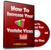Thumbnail How To Increase Your Youtube Views Video Course - MRR