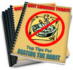 Thumbnail Quit Smoking Today: Top Tips for Beating the Habit PLR Report