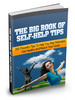 Thumbnail Big Book of Self-Help Tips MRR/ Giveaway Rights