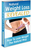 Thumbnail Natural Weight Loss Revealed PLR Ebook