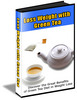 Thumbnail Green Tea and Weight Loss PLR eBook