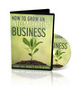 Thumbnail How To Grow An Info-Marketing Business - RR