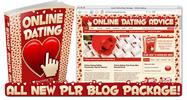 Thumbnail Online Dating Niche Wordpress Blog Package