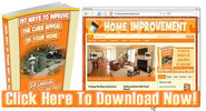Thumbnail Home Improvement Niche Wordpress Blog