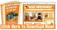 Thumbnail Home Improvement Niche Wordpress Blog