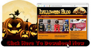 Thumbnail Gorgeous Halloween Niche Wordpress Blog