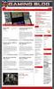 Thumbnail Gaming Niche Wordpress Blog