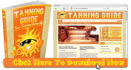 Thumbnail Tanning Guide Niche Wordpress Blog With Matching PLR Ebook