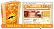 Thumbnail Tanning Guide Niche Wordpress Blog With Matching PLR Ebook