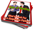 Thumbnail Signs of Cheating: What to Look For in a Suspicious Partner - PLR