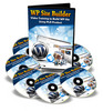 Thumbnail WP Site Builder MRR Video Package