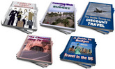 Thumbnail Budget Travel PLR Reports Package