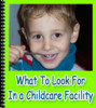 Thumbnail What To Look For In a Childcare Facility PLR Reports