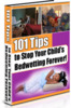 Thumbnail 101 Tips To Stop Your Child Bedwetting Forever PLR eBook