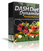 Thumbnail Dash Diet Dynamite PLR eBook